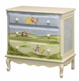 french chest - nursery rhymes