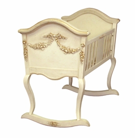french cradle - versailles tea stain