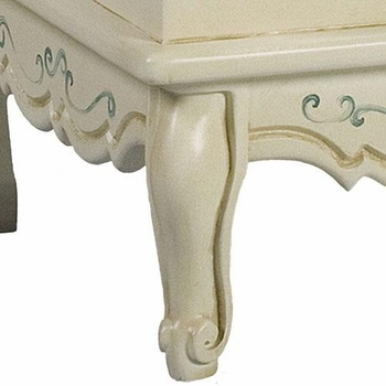 french night table (toile)