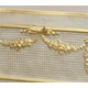 french toy chest silver with gold gilding
