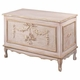 french toy chest (with caning)