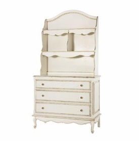 french wide chest with top arch