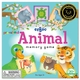 friendly animals matching game by eeboo