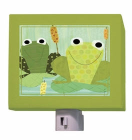 frog friends nightlight