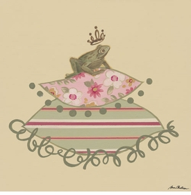 frog prince wall art - unavailable