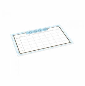 frosted flakes schedule pad