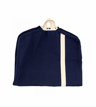 garment bag - navy