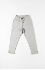 girls grey sweatpant