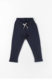 girls navy sweatpant