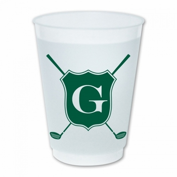 Golfers Crest Cups