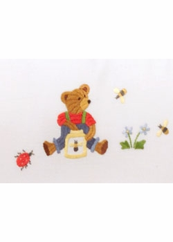 gordonsbury nursery time hand towel