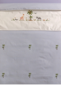 gordonsbury on safari crib duvet cover