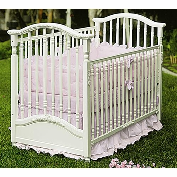gordonsbury rosebuds crib bedding set