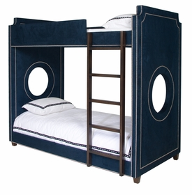 Gramercy Porthole Bunkbed Twin over Twin