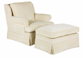 greenwich glider and ottoman, ivana