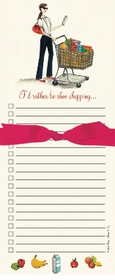 Grocery List Note Pad  - SOLD OUT