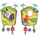 grow with baby busy bird house