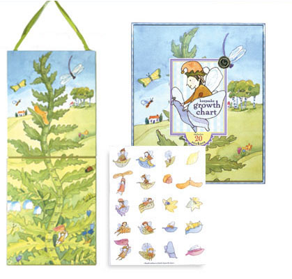 Growing Like A Weed Growth Chart Featured At Babybox