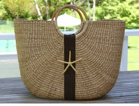 half moon XL basket bag
