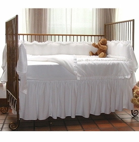hampton crib bedding