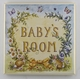 handcrafted artwork - baby's room