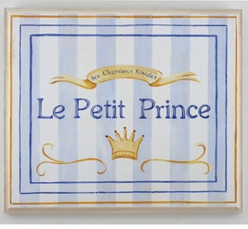 handcrafted artwork - le petit prince
