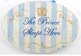 handcrafted artwork - the prince