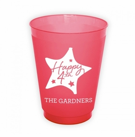 Happy Star Cups