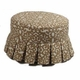 hassock ottoman<br> (designed with your choice of fabric)