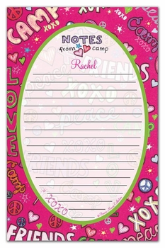 heart peace camp notes