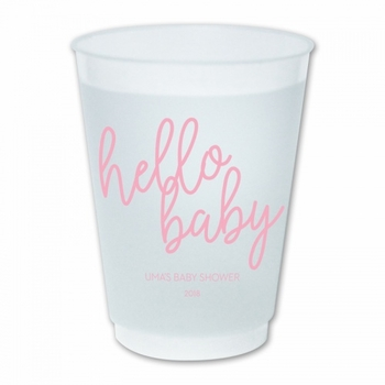 Hello Baby Cup