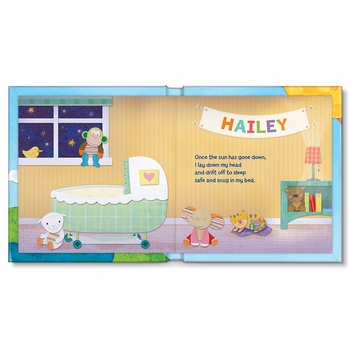 hello world personalized book