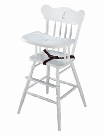 high chair (petit moi bunny) - discontinued