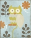 hootie owl wall art by sallybennett