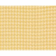houndstooth/butter 1019 fabric by the yard