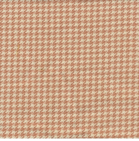 houndstooth/shrimp fabric