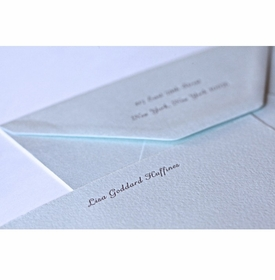 huffines social stationery