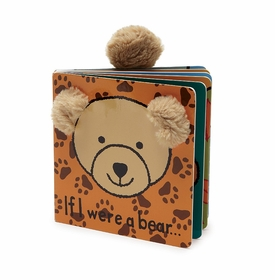 if i were a bear book by jellycat
