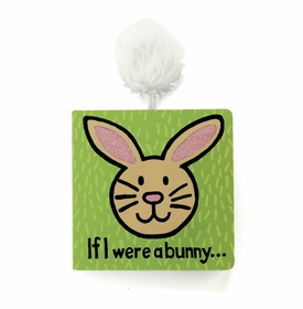 if i were a bunny book by jellycat