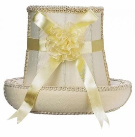 ivory medium hat shade