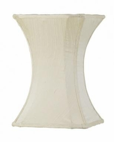 ivory medium hourglass shade