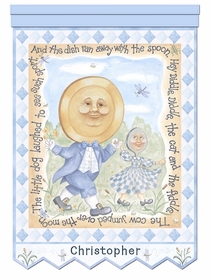Janet White Nursery Wall Art