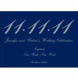 jen & rob save the date card