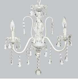 jewel chandelier