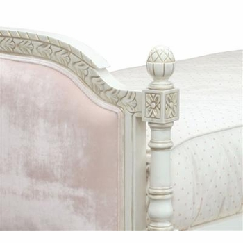 josephine upholstered day bed (tight back)