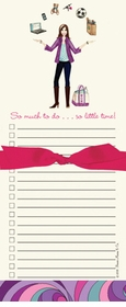 juggling mom note pad - SOLD OUT