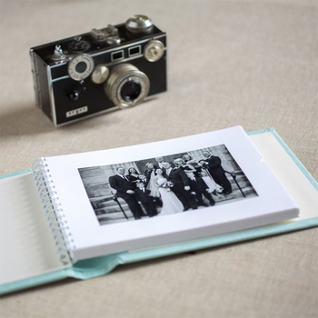 jungle book photo frame album by rag & bone bindery