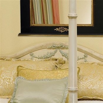 kristina bed (versailles - trim out moulding) - full size