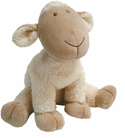 large cuddly lamb