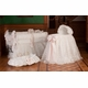 lausanne crib bedding (custom colors available)